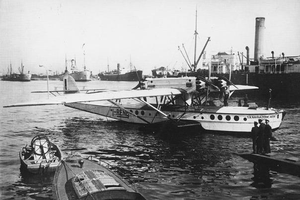 Hidroavion I-RENE