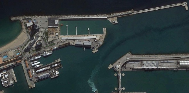 Muelle Levante 2