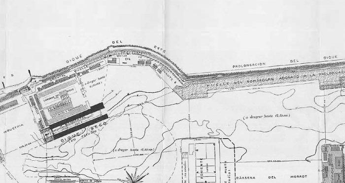 Muelle Levante