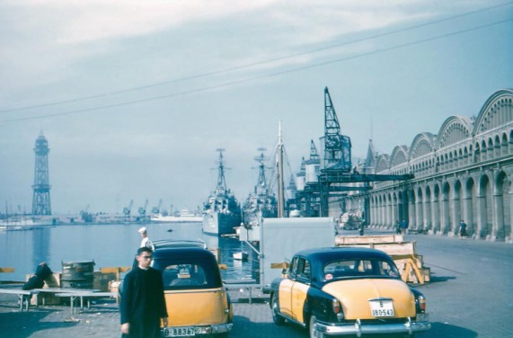 Barcelona US Navy