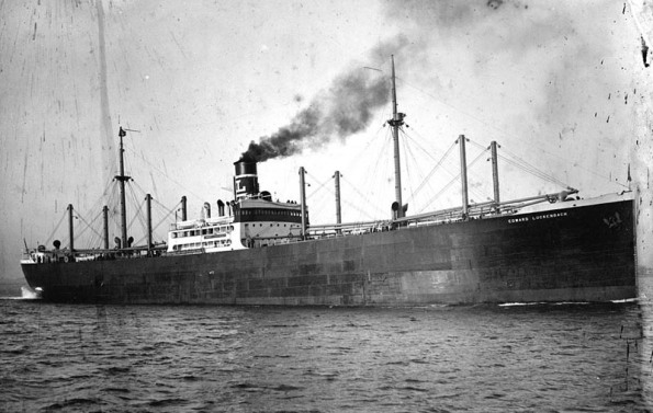 SS Edward Luckenbach