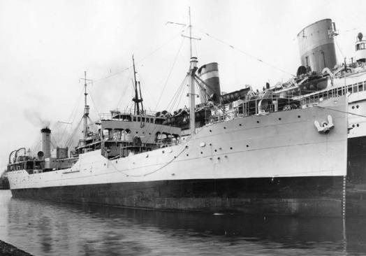 USS Laramie