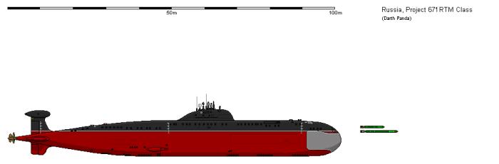 PLA Pr.671RTM Victor III