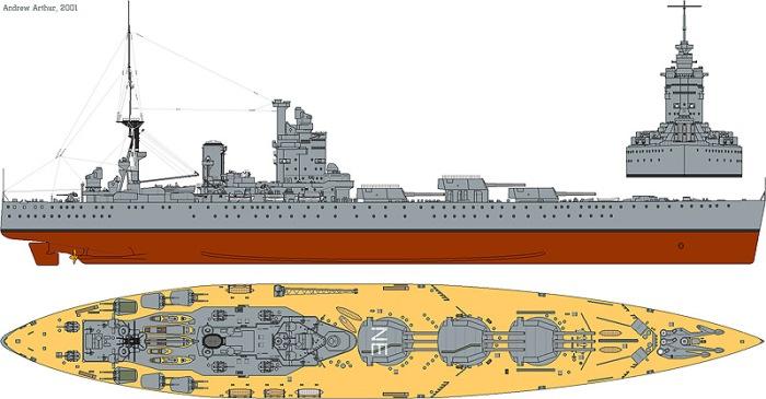 HMS Nelson 01