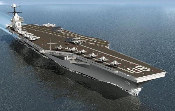 USS Enterprise CVN80