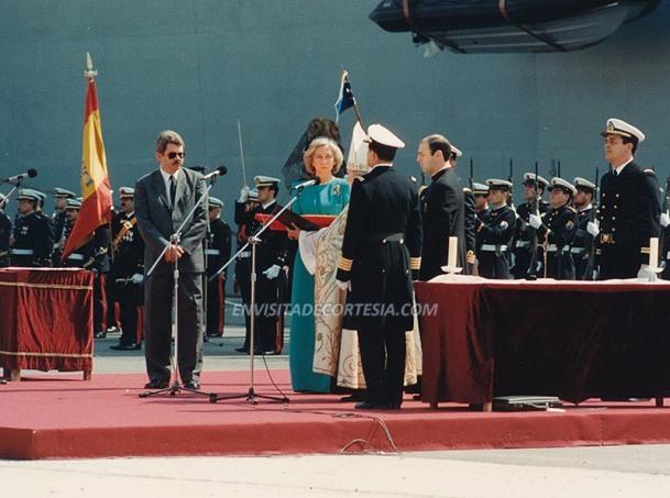 Entrega Bandera 04 - 29-05-1989 - JMF