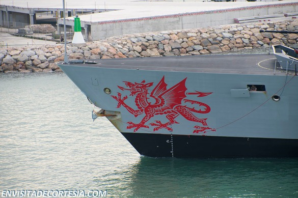 HMS Dragon 04