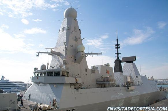 HMS Dragon 05