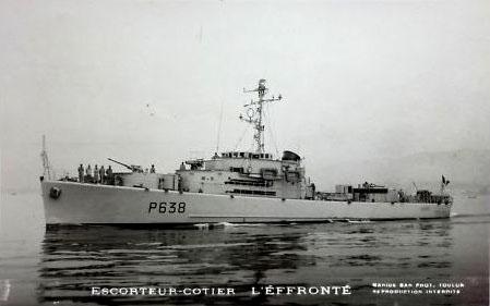 L'Effronté P638
