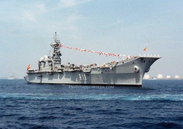 Principe de Asturias R11 02 - 27-05-1989 - JMF