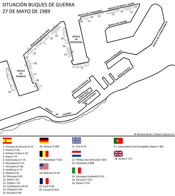Situación Buques de Guerra 27-05-1989 02