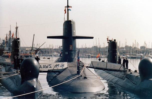 Submarinos SO 01