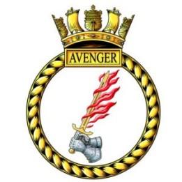 Avenger crest