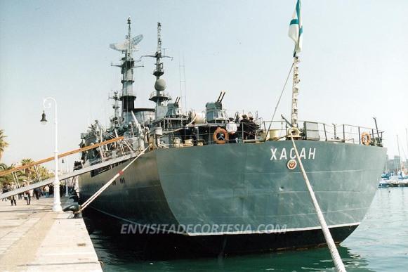 Khasan 210 03 - 16-03-1993 - SO