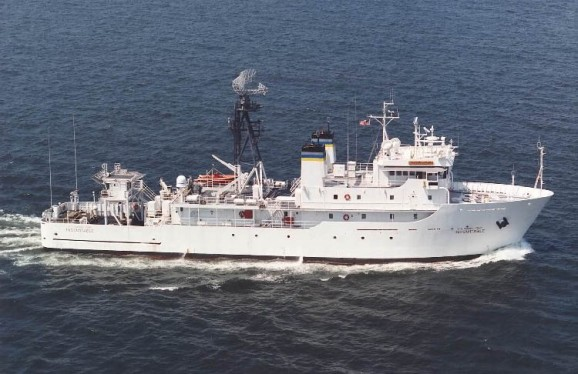 USNS Indomitable T-AGOS-7