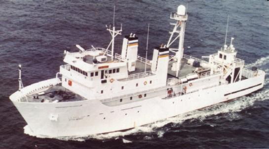 USNS Stalwart T-AGOS-1