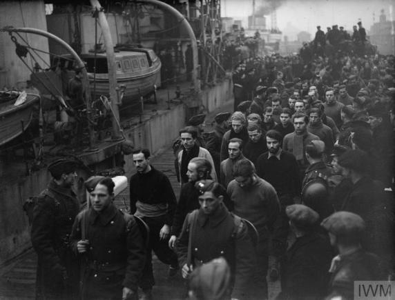 HMS Spey 2-3-1944 Liverpool IWM (A 22148)