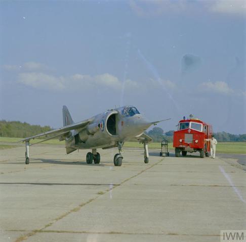 IWM (RAF-T 6899) P1127 Krestel