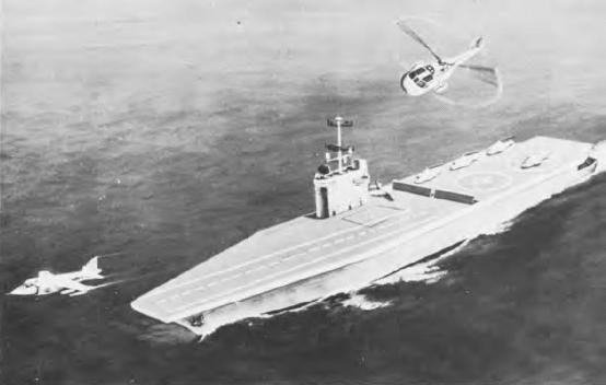 Sea Control Ship 1972