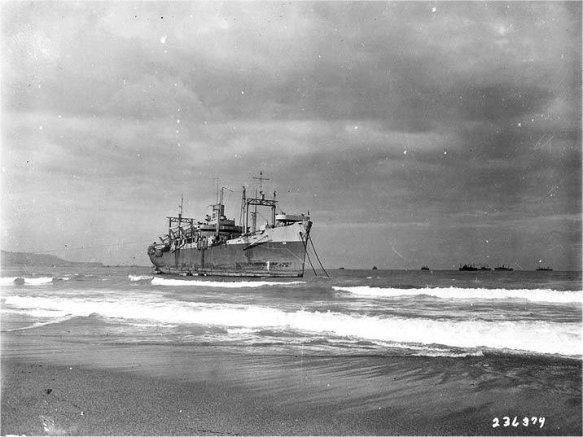 USS Thomas Stone - NVS