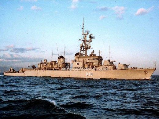 Marques de la Ensenada D43 - JMF 01M