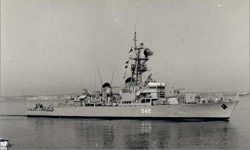 Roger de Lauria D42 - MMB