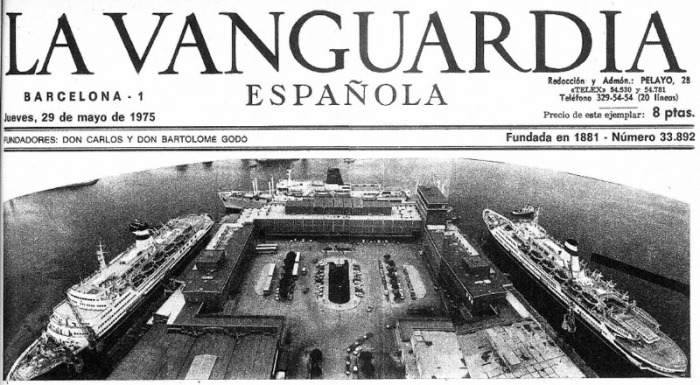 Ivan Franko - Taras Shevtchenko - Monterey - La Vanguardia