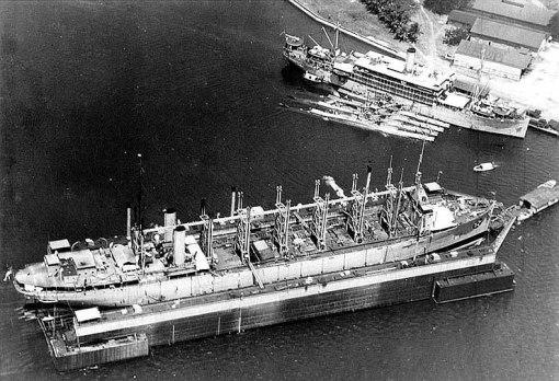 USS Jason - USS Dewey