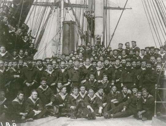Vanadis - tripulación