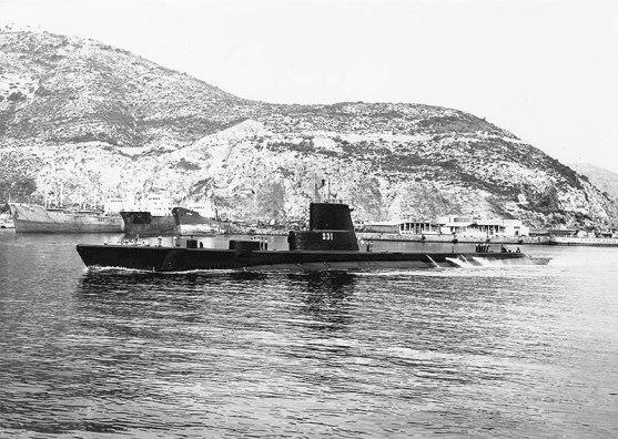 Almirante Garcia de los Reyes S-31 BQR2- Casau