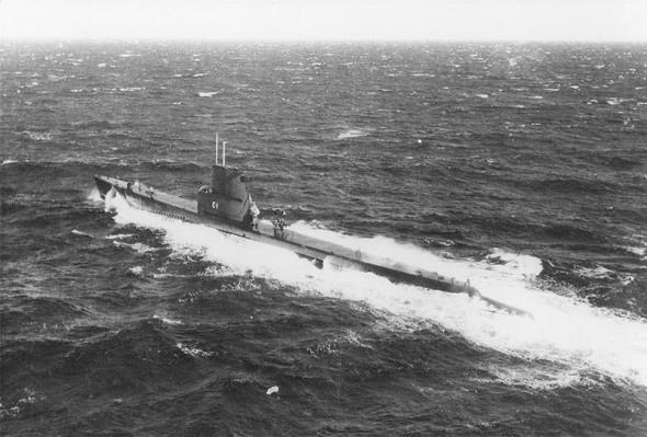 Almirante Garcia de los Reyes S-31 - Casau