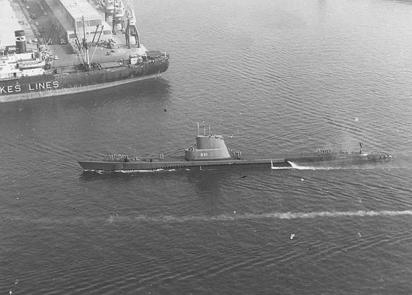 Almirante Garcia de los Reyes S-31 - Galilea