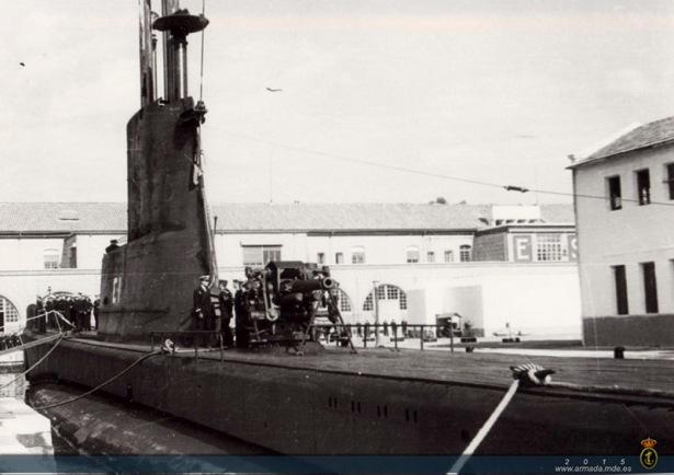 Almirante Garcia de los Reyes S-31 - MDE