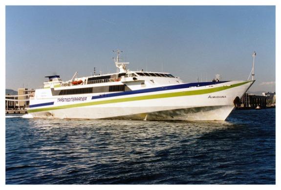 Almudaina - JMF Trasmeships