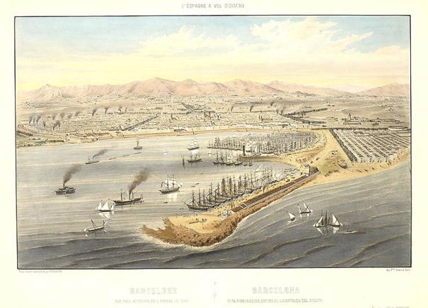 Barcelona 1856