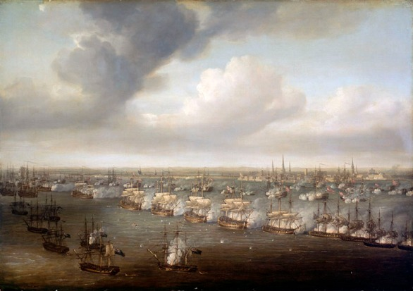 Batalla de Copenhague