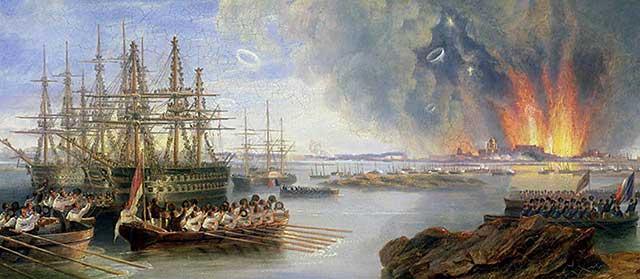 Bombardeo de Sebastopol