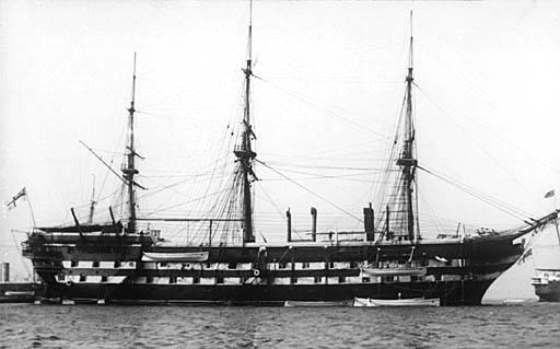 HMS Boscawen