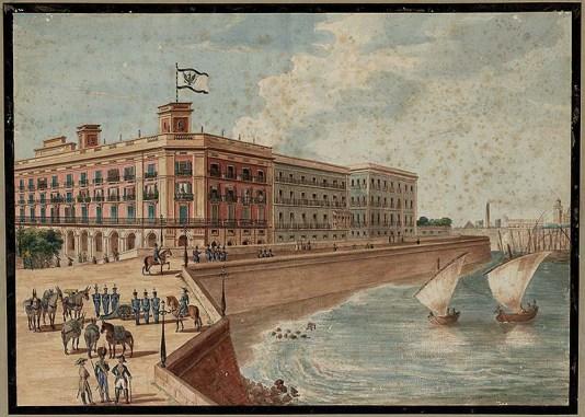 Set Portes 1853