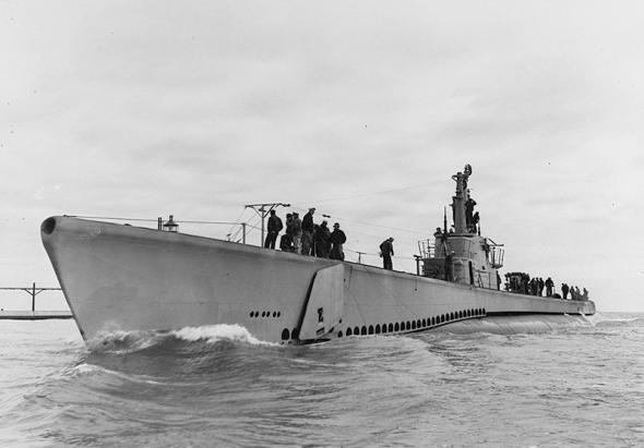 USS Kraken NHC