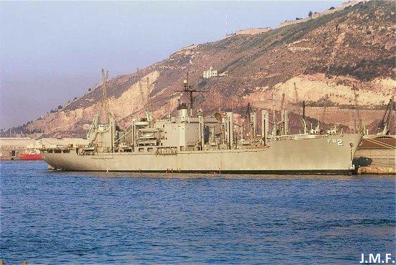 USS Sylvania AFS-2 JMF 01