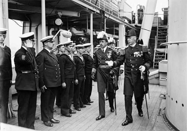Alfonso XIII - Knud - ANC