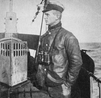 Karl Dönitz - U-39