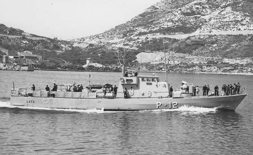 Laya P-12 - Casau