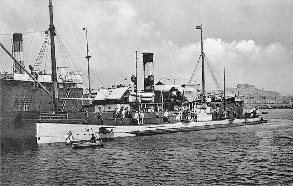SM U-35 - Roma