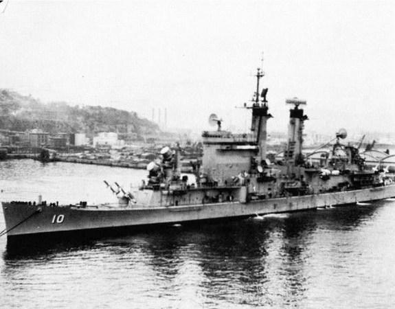 USS Albany - 02