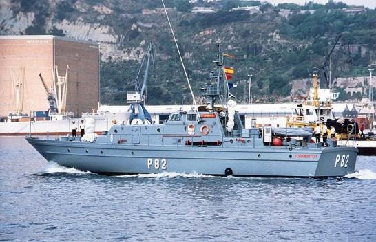 Formentor P-82