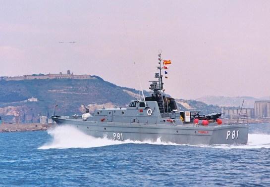 Toralla P-81 - CBV