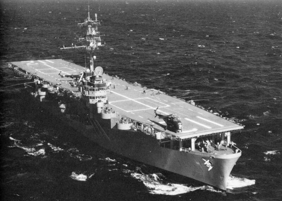USS Siboney CVE-112