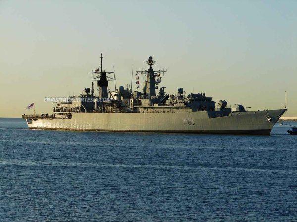 HMS Cumberland F85 01M - JMF